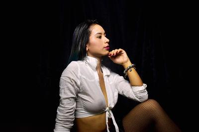 Alyssa Broke - Escort Girl from Newport News Virginia