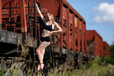 Allison White - Escort Girl from New Orleans Louisiana
