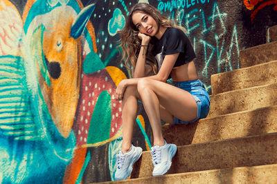 Elle Coleman - Escort Girl from Moreno Valley California