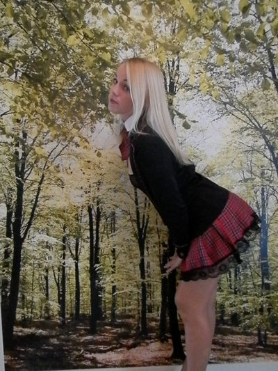 Winter Blond - Escort Girl from Moreno Valley California